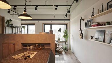 经济型30平米小户型工业风风格餐厅图片