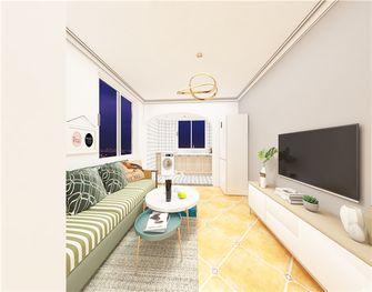 5-10万60平米混搭风格客厅图片