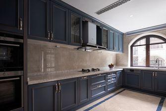 140平米四欧式风格厨房设计图