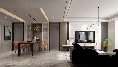 经济型120平米三现代简约风格餐厅装修案例