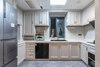 富裕型100平米混搭风格厨房图片