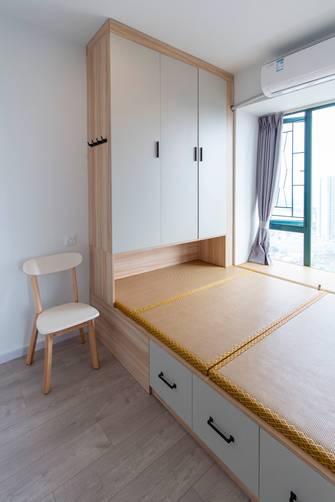 10-15万90平米一室一厅美式风格卧室设计图
