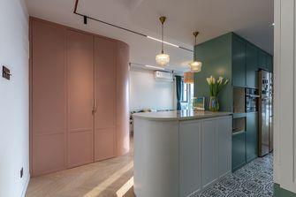 60平米一室一厅混搭风格厨房图