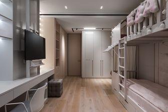 富裕型140平米四室两厅轻奢风格青少年房欣赏图