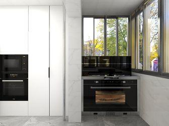 5-10万70平米现代简约风格厨房装修图片大全