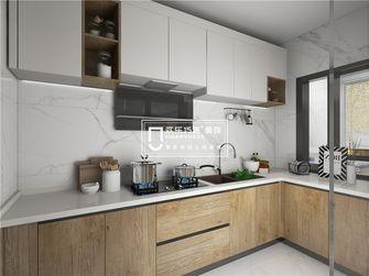 富裕型130平米四现代简约风格厨房装修案例