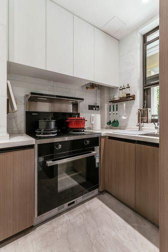 10-15万90平米复式北欧风格厨房装修图片大全