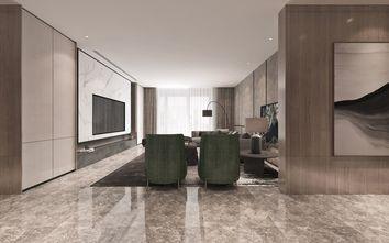 10-15万120平米现代简约风格玄关装修案例