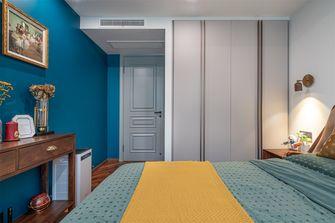 富裕型50平米公寓美式风格卧室欣赏图