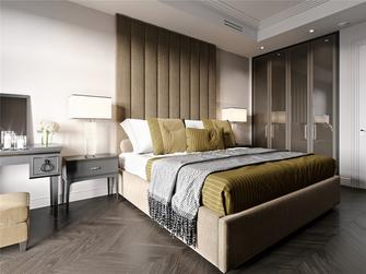 20万以上110平米三室三厅美式风格卧室装修效果图