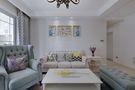 富裕型80平米美式风格客厅装修案例