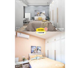 北欧风格卧室设计图