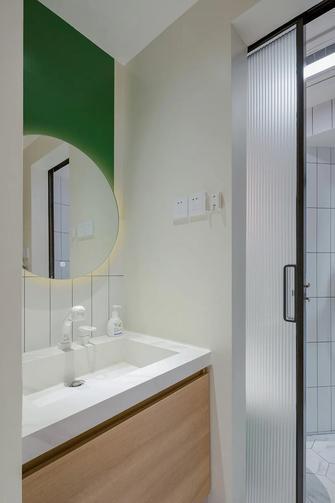 3万以下40平米小户型北欧风格卫生间装修图片大全