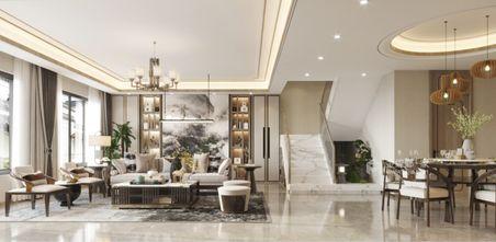 豪华型140平米复式新古典风格客厅欣赏图