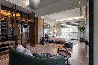 20万以上140平米三室两厅轻奢风格卧室装修效果图