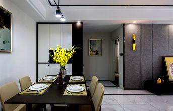 豪华型110平米三室两厅混搭风格餐厅效果图