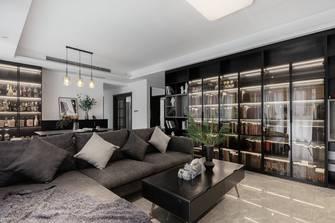 3-5万120平米四室两厅现代简约风格客厅装修图片大全