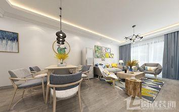 15-20万三室一厅北欧风格客厅欣赏图