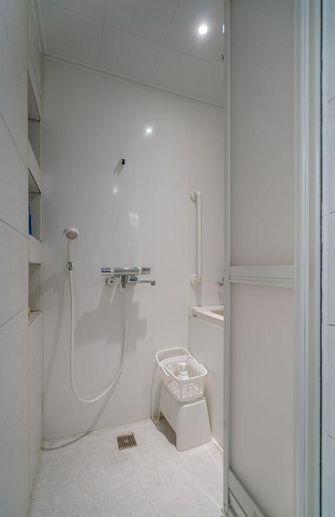 富裕型100平米三室两厅日式风格卫生间装修图片大全