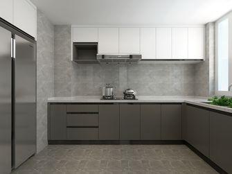 10-15万140平米四室两厅现代简约风格厨房图片