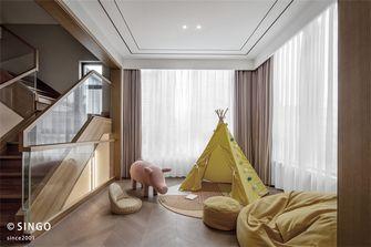 豪华型140平米别墅中式风格卫生间欣赏图