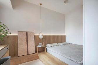富裕型80平米三室两厅日式风格卧室设计图
