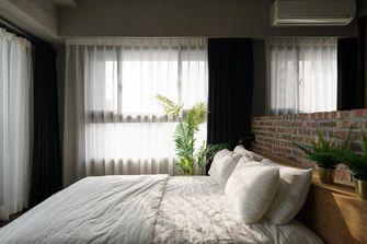 60平米公寓工业风风格卧室图片大全