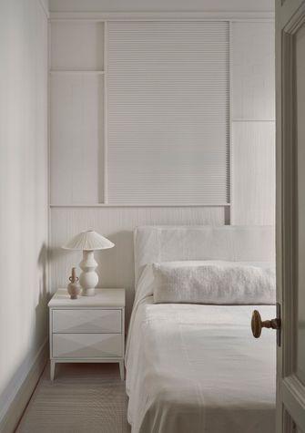 经济型140平米三室一厅法式风格卧室装修案例