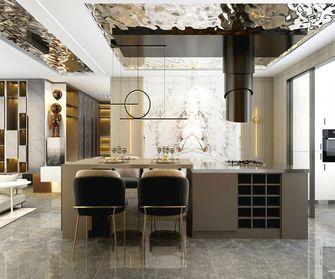 豪华型140平米四现代简约风格餐厅装修效果图