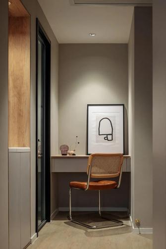 豪华型120平米三室两厅现代简约风格梳妆台设计图