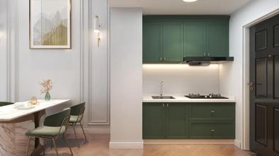 40平米小户型法式风格厨房图片大全
