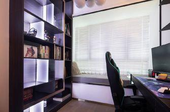 140平米三室两厅轻奢风格书房装修效果图
