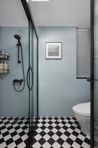 15-20万100平米三室一厅美式风格卫生间装修图片大全