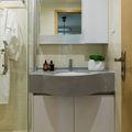 经济型60平米北欧风格卫生间装修案例