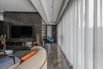 140平米三室三厅现代简约风格客厅装修效果图
