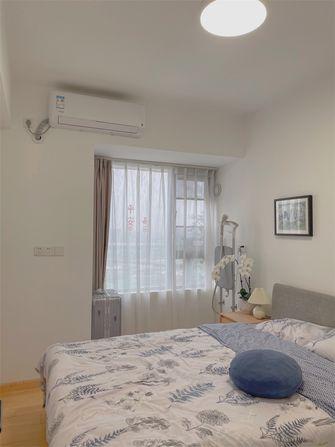 10-15万110平米三室一厅日式风格卧室装修效果图