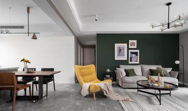 10-15万70平米三室一厅欧式风格客厅图片