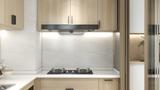 经济型60平米公寓日式风格厨房图片大全
