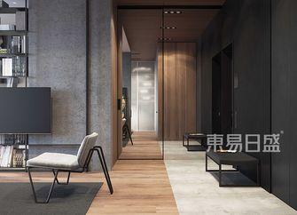 经济型90平米三室两厅混搭风格走廊设计图