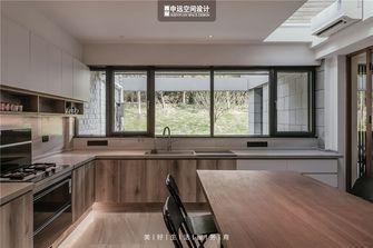 20万以上140平米别墅田园风格厨房装修图片大全