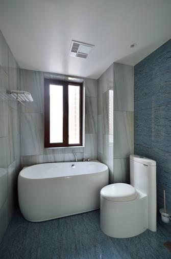 15-20万120平米三室一厅北欧风格卫生间设计图