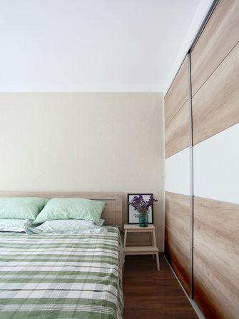 10-15万80平米日式风格卧室效果图