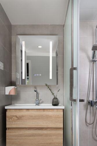 豪华型120平米三室两厅日式风格卫生间图片大全