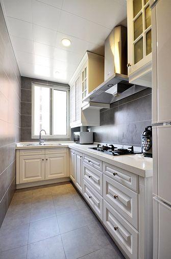 富裕型90平米美式风格厨房装修效果图