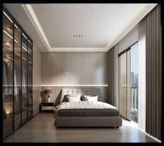5-10万30平米小户型现代简约风格卧室装修图片大全