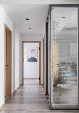 5-10万100平米现代简约风格走廊装修效果图