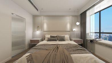 20万以上140平米四室一厅混搭风格卧室装修效果图