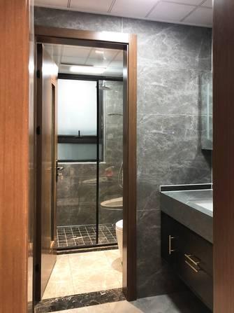 20万以上140平米三室一厅现代简约风格卫生间图