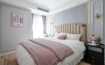 15-20万110平米一室一厅轻奢风格卧室装修案例
