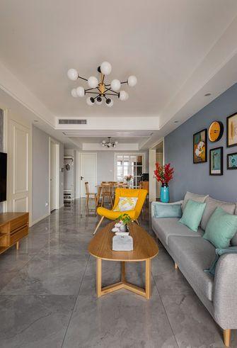 10-15万110平米四室两厅美式风格客厅图
